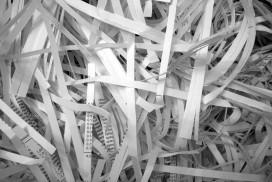 papier-dechiqueté