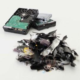 Destruction disques durs (Hard-Drive)