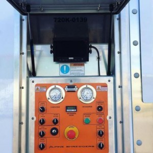 caméra de surveille-dechiquetage déchi-tech mobile