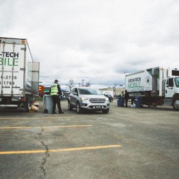 Activité déchiquetage St-Hyacinthe 2020 – Reporté