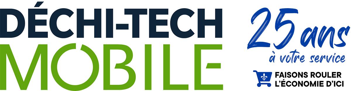 Déchi-tech Mobile, 25 ans de service